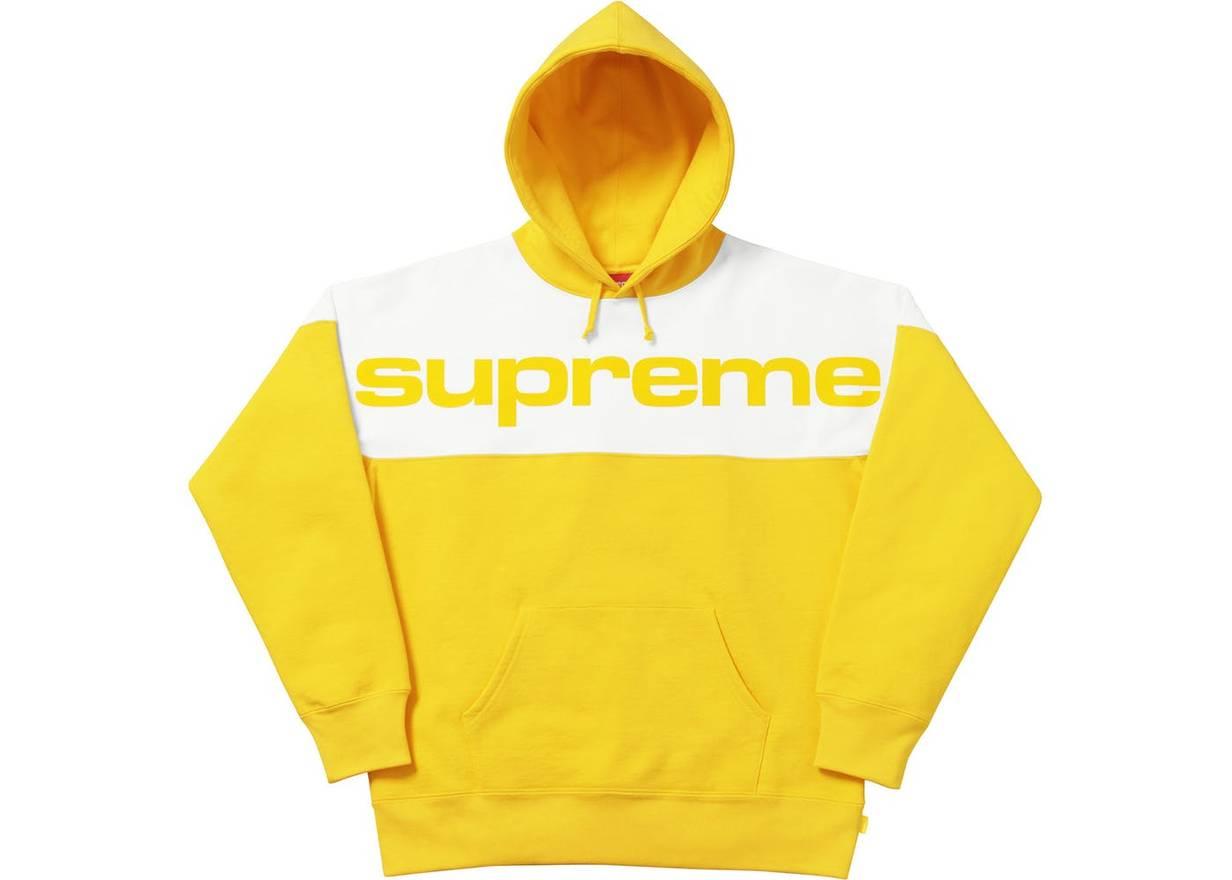 cd826b770bde ... Supreme Block Sweatshirt Size US XL EU 56 ...