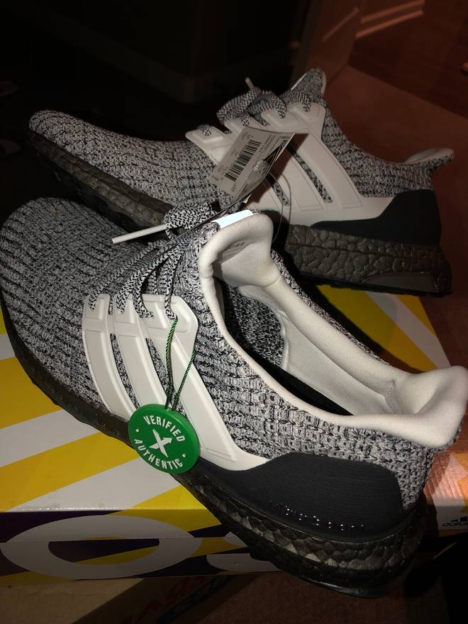 bb12ed73f ... top quality adidas cookies and cream ultra boost size us 10.5 eu 43 44  e424d 71643