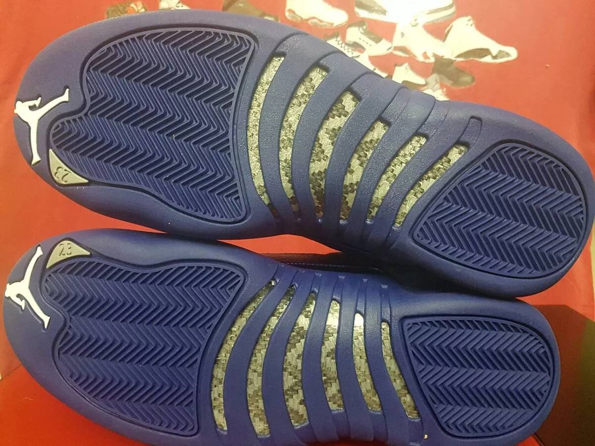 65093f70fd49 ... ireland jordan brand air jordan 12 retro royal blue size us 9 eu 42 4  1dc3d