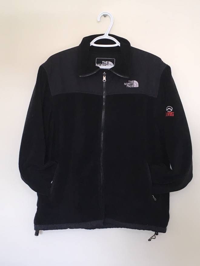 ff28424b3 usa the north face summit series gore windstopper jacket black 1a53e ...