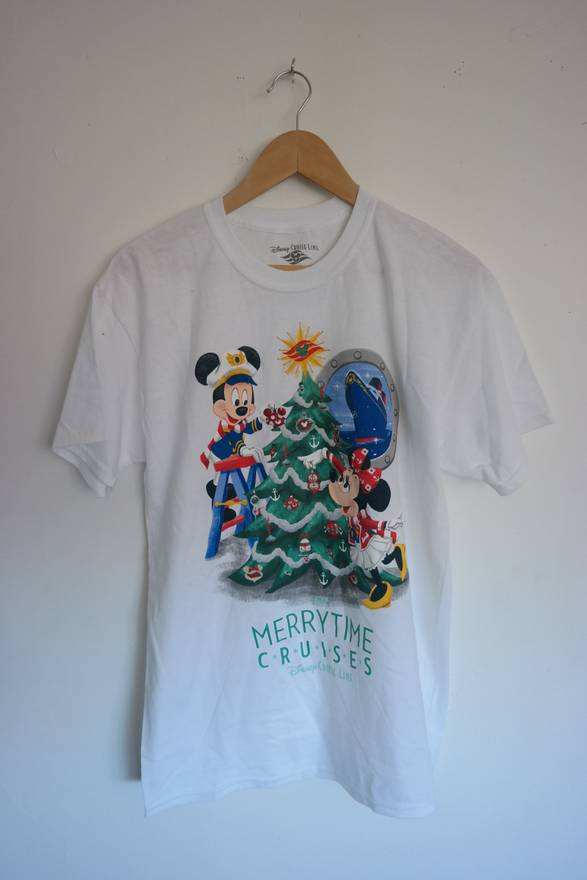 disney disney christmas shirt size us m eu 48 50 2 - Disney Christmas Shirts