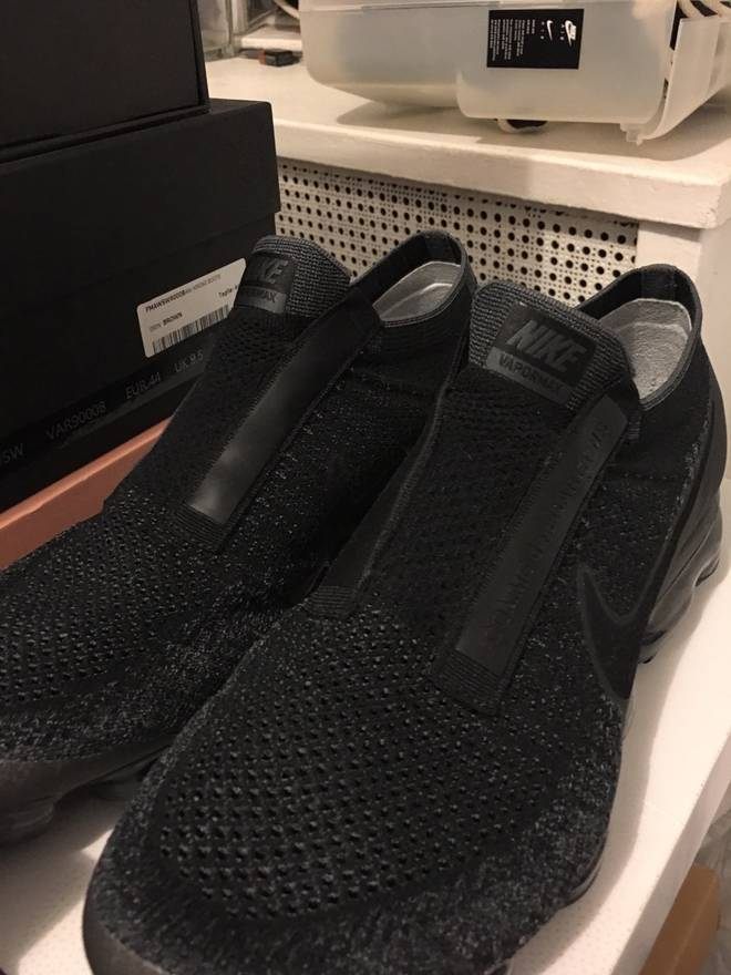 """59ca8d6e862 Cheap Nike VaporMax """"Oreo Gets a Release Date Cool Sneakers"""