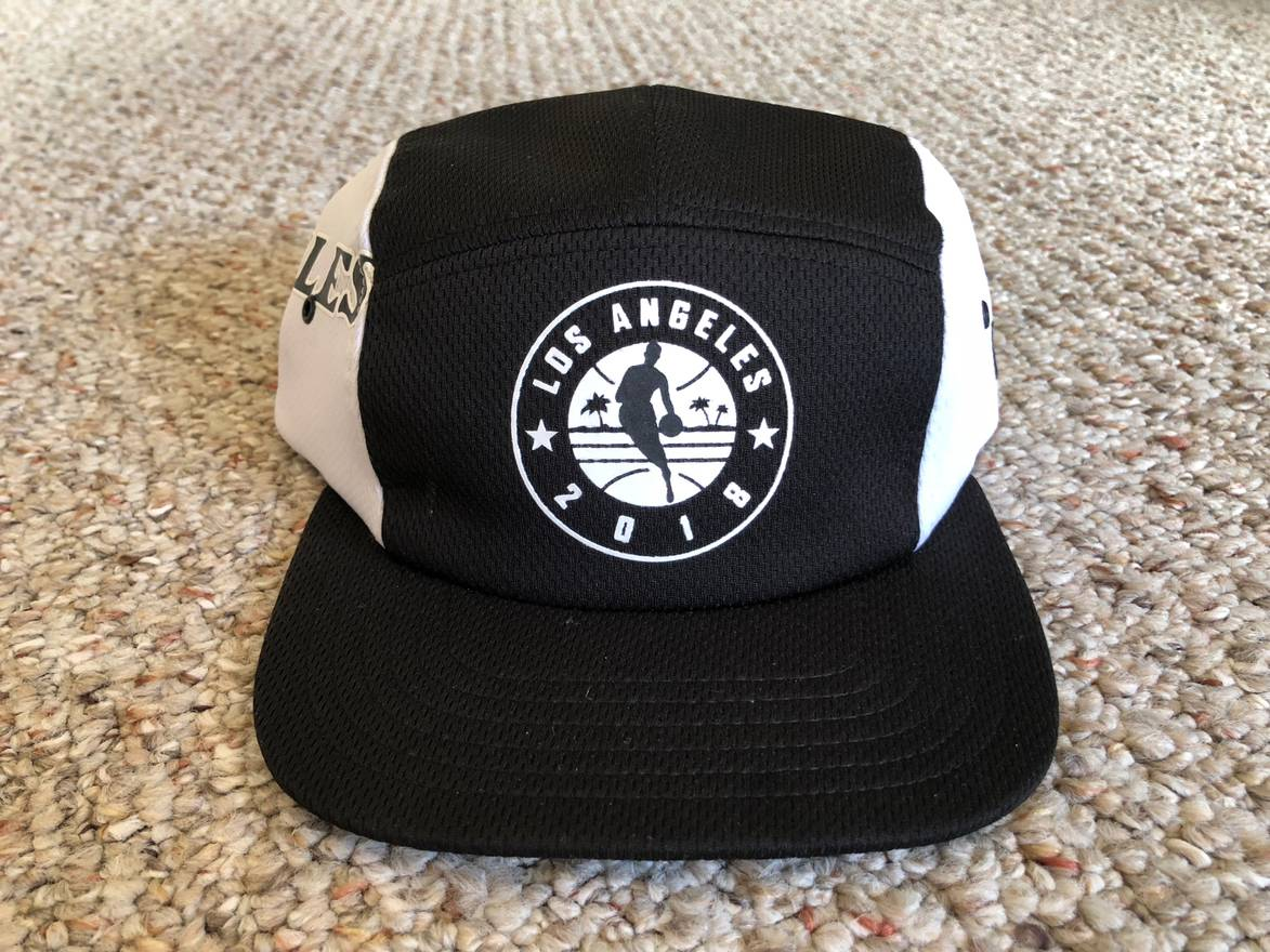 ... coupon code for new era nba all star game 2018 los angeles 5 panel camp  cap 3e6b890b713a
