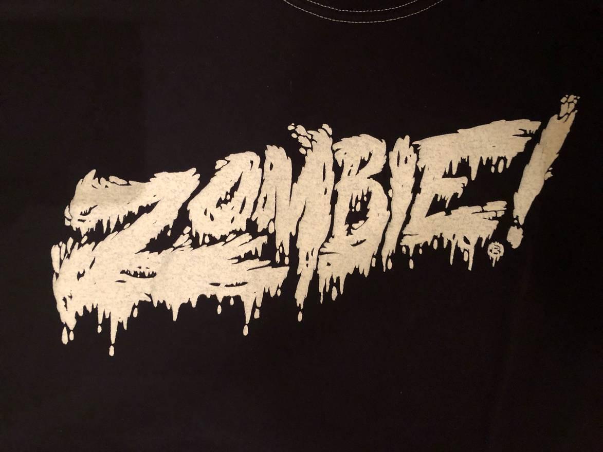 Flatbush Zombies Zombie Puff Print