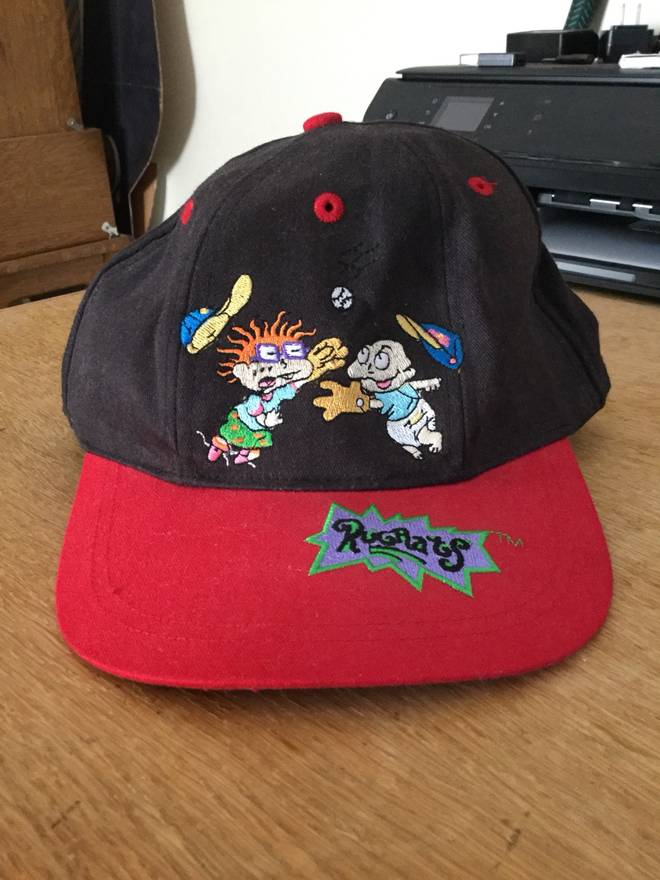 d2ccf8eeaad ... netherlands hat vintage 1997 nickelodeon rugrats snapback size one size  46962 e83c6