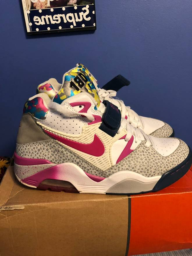 on sale 53b95 1d93d ... low price nike union x nike clerks pack air force 180 ds size 9.5 size  us