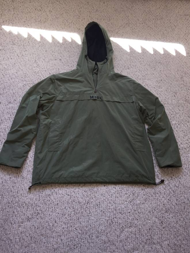 M Rc Noir Olive Green M Rc Pullover Jacket Size m - Light Jackets ...