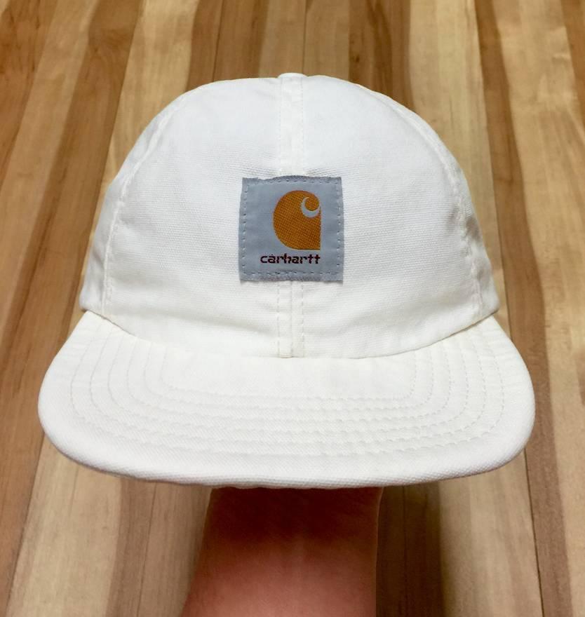8c35e9fd893bc ... ireland carhartt vintage canvas snapback hat size one size bad4d 4a410