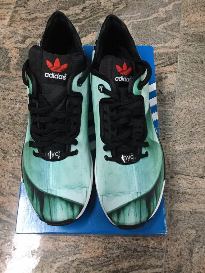 359c96b88f18 ... cheap adidas adidas zx flux decon nyc size us 13 aae17 c9e11