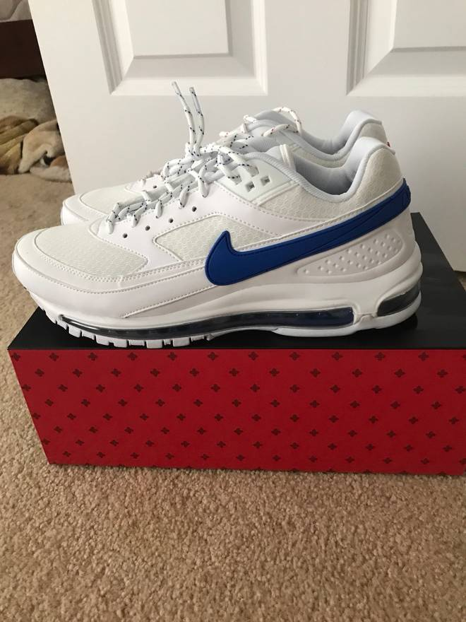 b8f0131986 ... new zealand nike air max 97 b w skepta size us 10.5 eu 43 44 0ceb6 f4771