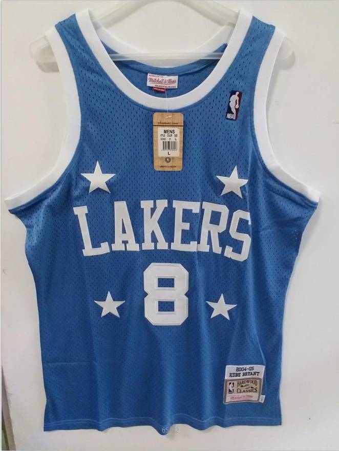 001fc578a3e get jersey mens los angeles lakers 8 kobe bryant jersey l size blue size us  l