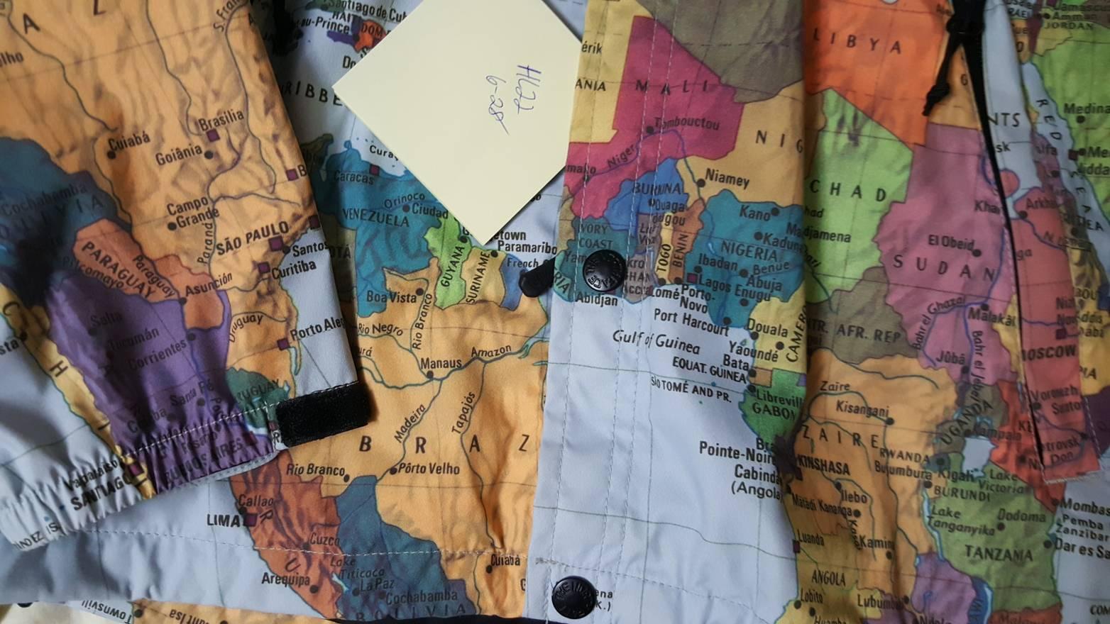 Supreme supreme expedition maps north face m tnf atlas size m supreme supreme expedition maps north face m tnf atlas size us m eu 48 gumiabroncs Gallery