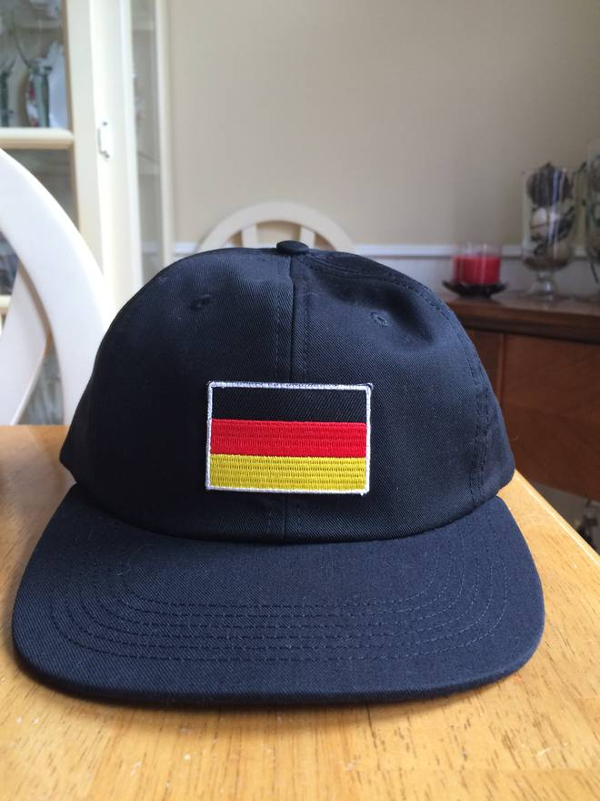 Bianca Chandon Germany Polo Hat Cap Size ONE SIZE ...