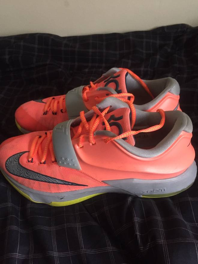 170af057d75a Nike KD 7s Size 11.5 - Low-Top Sneakers for Sale - Grailed