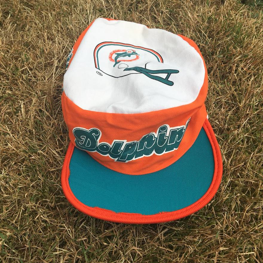 df6aeba49 ... discount code for vintage vintage miami dolphins hat size one size  b8551 5f3aa