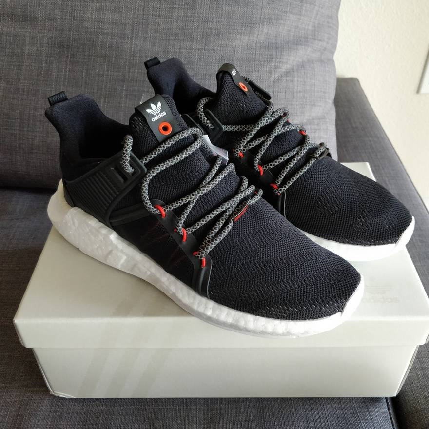 newest 0d105 29b6b ... coupon code for bait bait x adidas consortium eqt support future rd  black size us 9