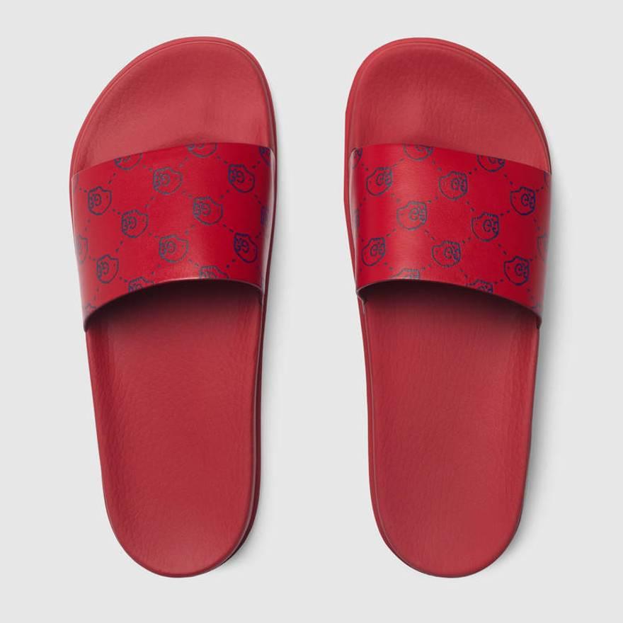 e75f1f0a2b14c 90+ Gucci Slip On Sandals Gucci Slip On Sandals - Fringed Leather ...