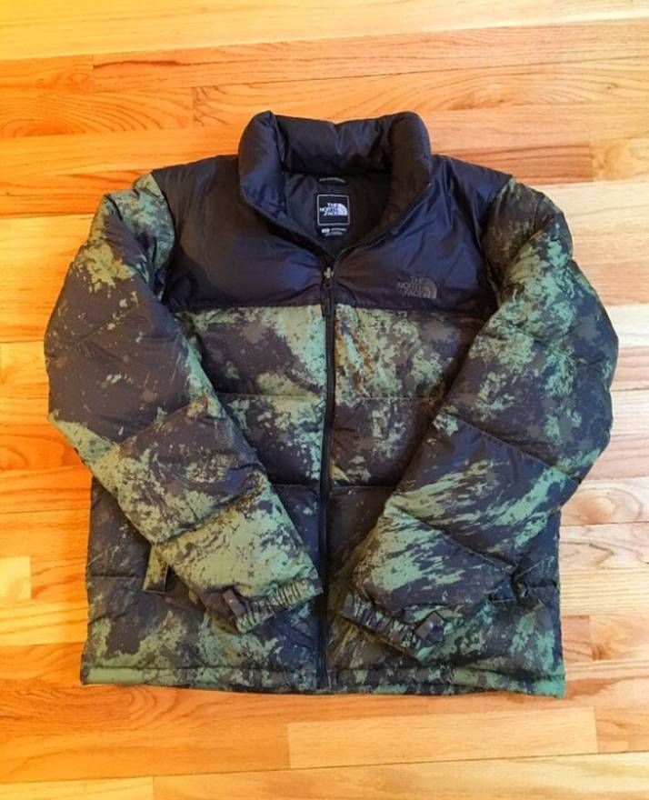 99ae6217261b ... shopping the north face the north face camo puffy coat u2022 hip hop camouflage  puffer jacket