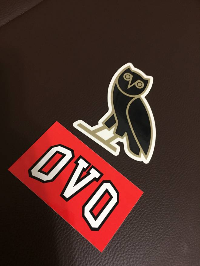 Drake Ovo Stickers Size One Size Miscellaneous For Sale Grailed