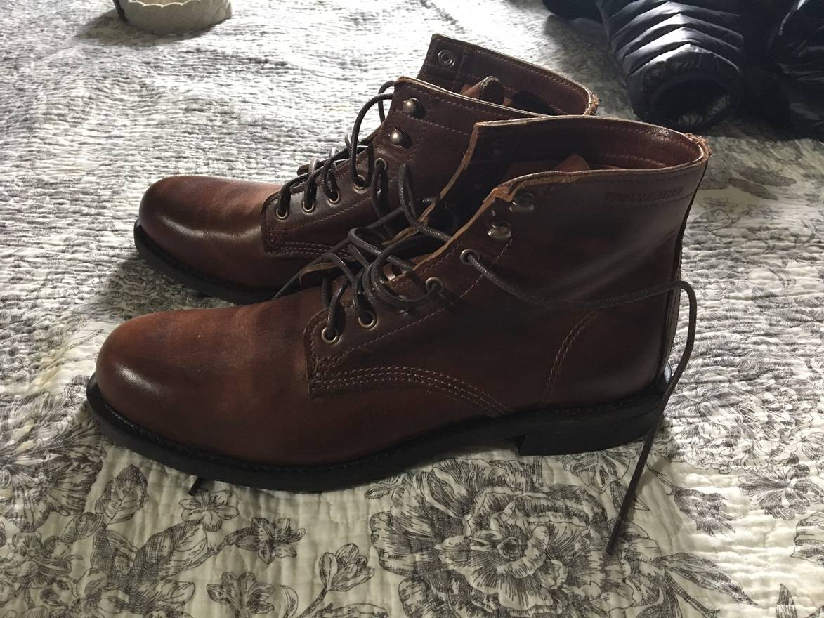 wolverine kilometer boot size 11 boots for sale grailed