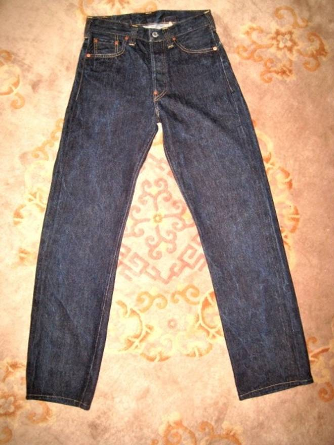 Levi\'s Vintage Clothing Big E 201XX jeans* rigid *new Size 31 ...