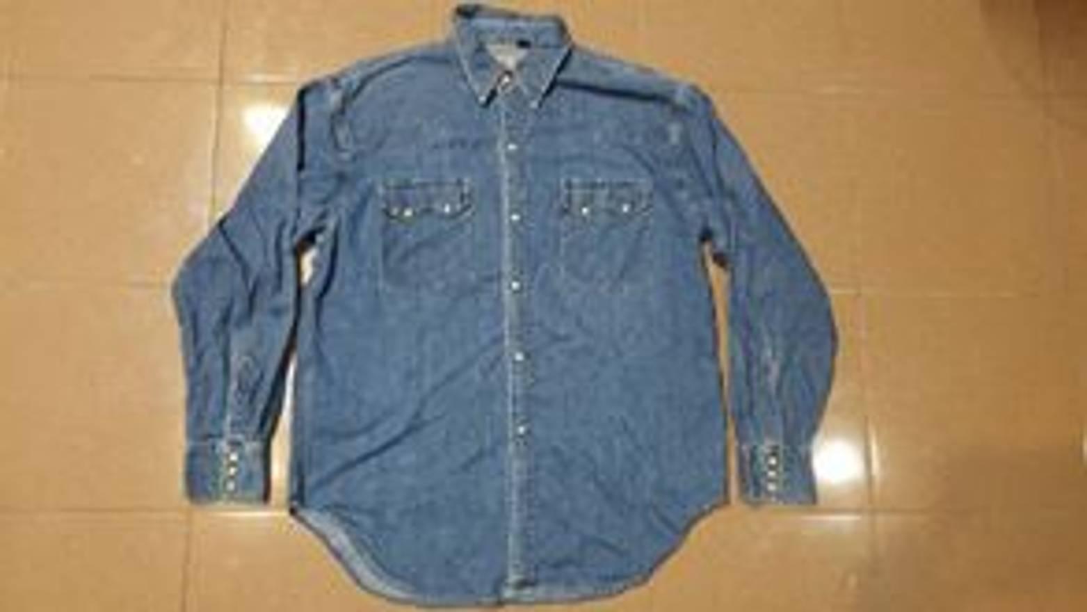 52b8e816e1 Levis Vintage Clothing Western Shirt - BCD Tofu House