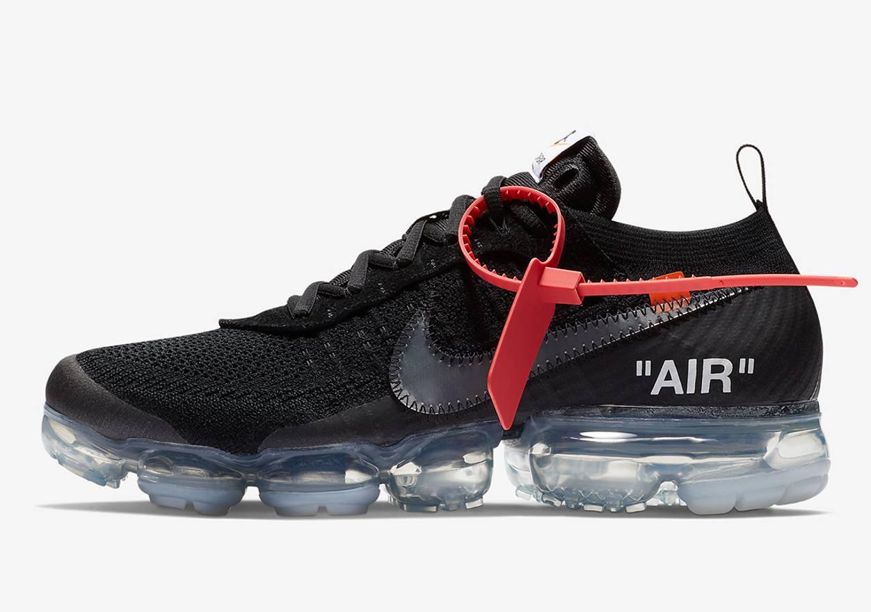 Nike Air Vapormax FK Off White The 10 w/receipt 10 TZNRGjordanskateboardRare