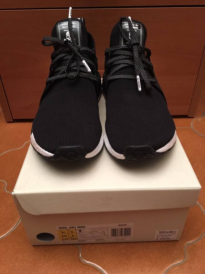 Adidas Nmd X Mmj* LAST Adidas Nmd DROP* Size Top 9 Low Top Sneakers en venta 56eaebd - antibiotikaamning.website