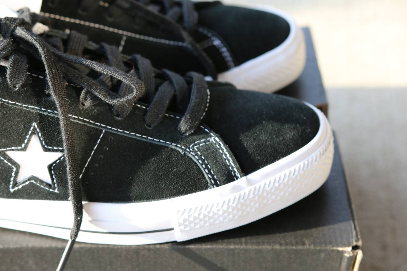 3774c712ad813a ... germany converse one star size us 11 eu 44 4 f13d3 97222 spain converse  black one star suede ox womens ...