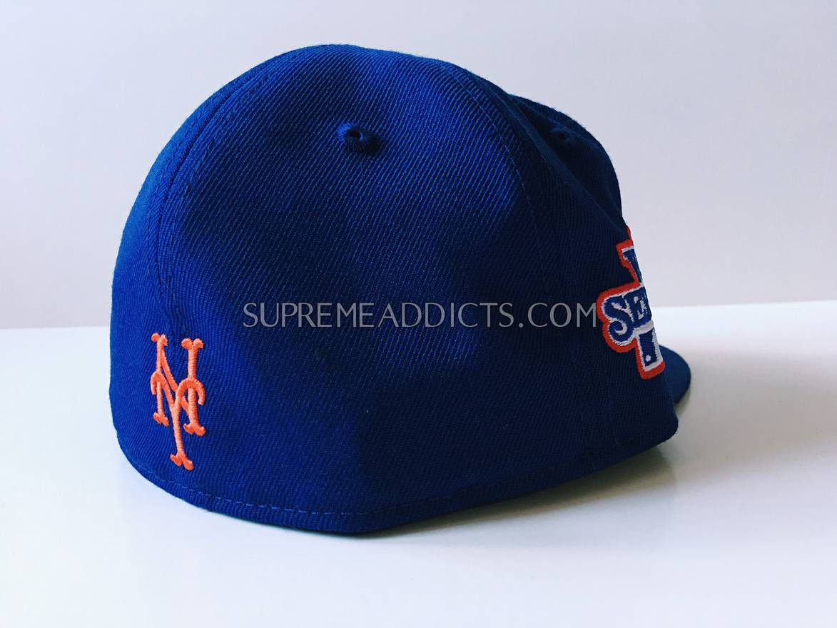 3af62741f42 ... best price kith nyc kith x new york mets 30th anniversary 59fifty rose  gold fitted 08768