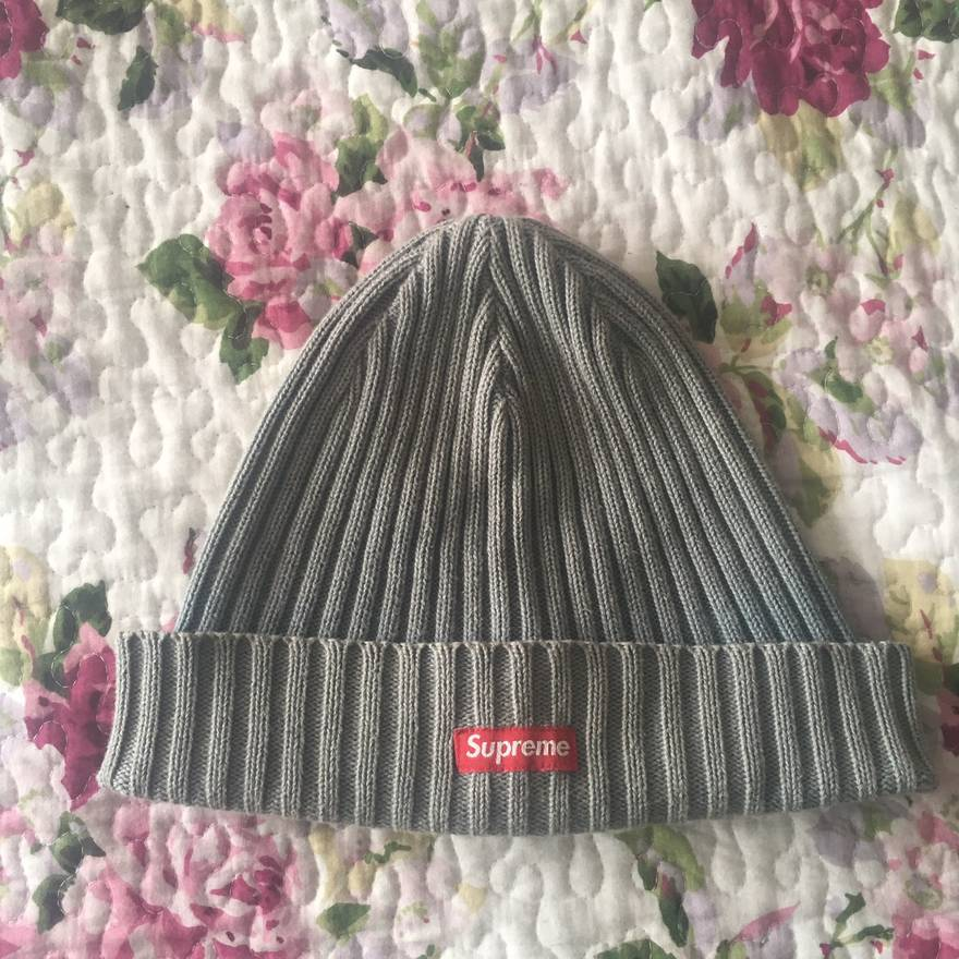 3577bf17403b2 ... where can i buy supreme supreme ribbed beanie size one size 214fc 3d6a0