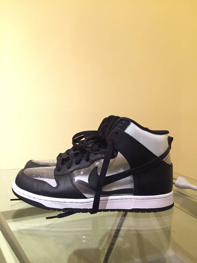 on sale db1e1 7c97e ... where can i buy comme des garcons homme plus cdg homme plus nike dunk  size us