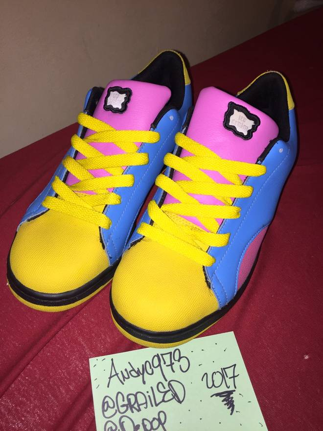 Reebok Reebok X Ice Cream Shoes Board Flip 2 Mens 8.5 Used Size US 8.5 . ca475a57c