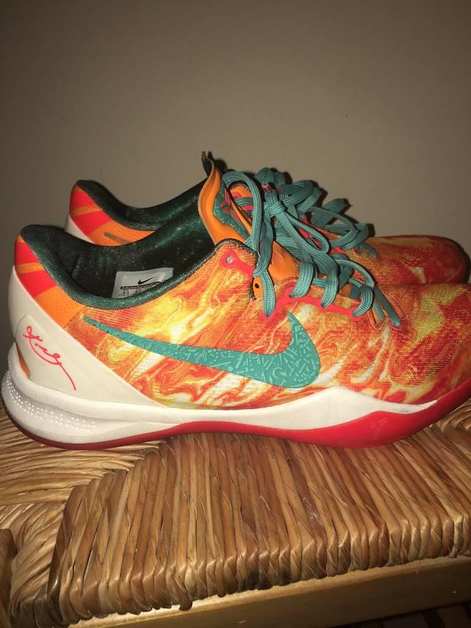 promo code 8a447 f05fe ... Nike Kobe 8 Area 72 All Star Size US 9.5 EU 42-43 .