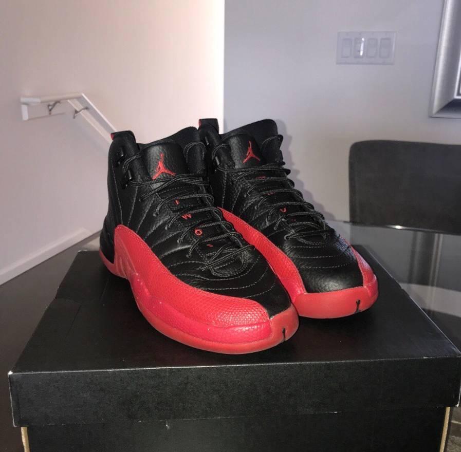 295241564b3b Jordan Brand Jordan 12 FLU GAME Size 6 - Hi-Top Sneakers for Sale ...