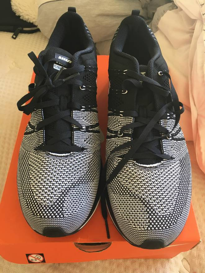 b0fc61dde45bf ... store nike flyknit trainer padded size us 12 eu 45 ae9c5 2fdea