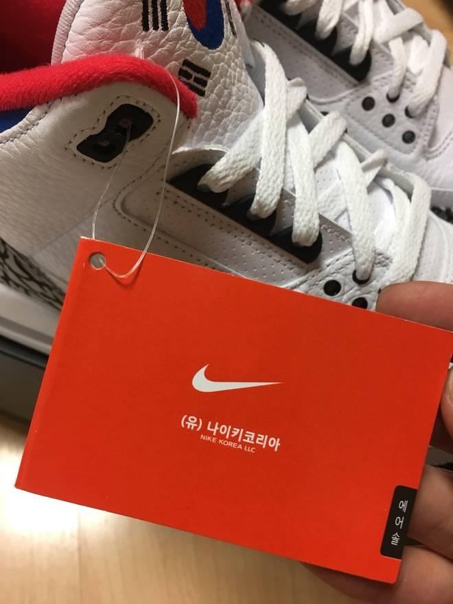 Nike jordan 3 seoul korea size 9 low top sneakers for sale grailed nike jordan 3 seoul korea size us 9 eu 42 1 reheart Image collections