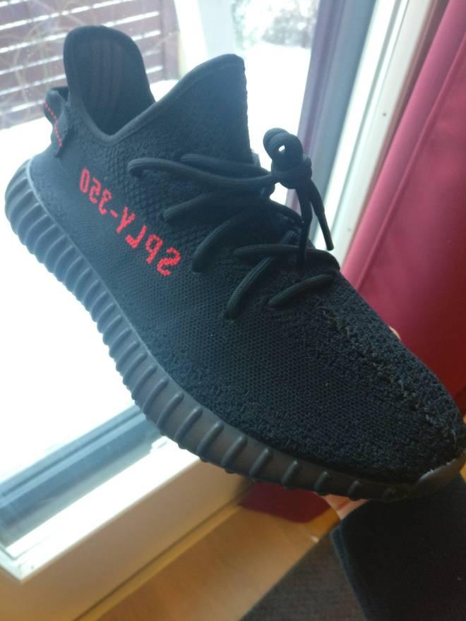 Yeezy 350 boost V2 red white uk Sneaker Reseller Website