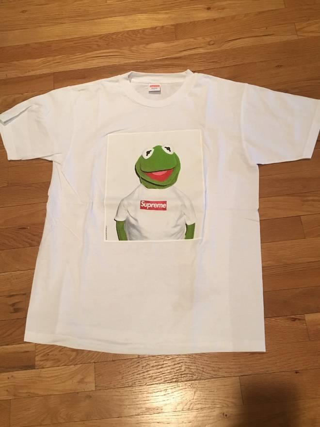 fbc5cf9e82ec Supreme Supreme X Kermit The Frog Size US L EU 52-54 3 .