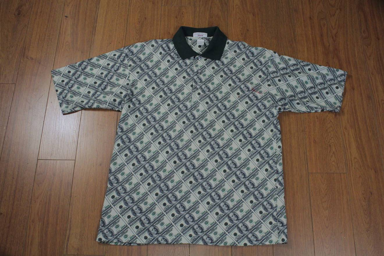 Vintage All Over Print Shirts Bcd Tofu House