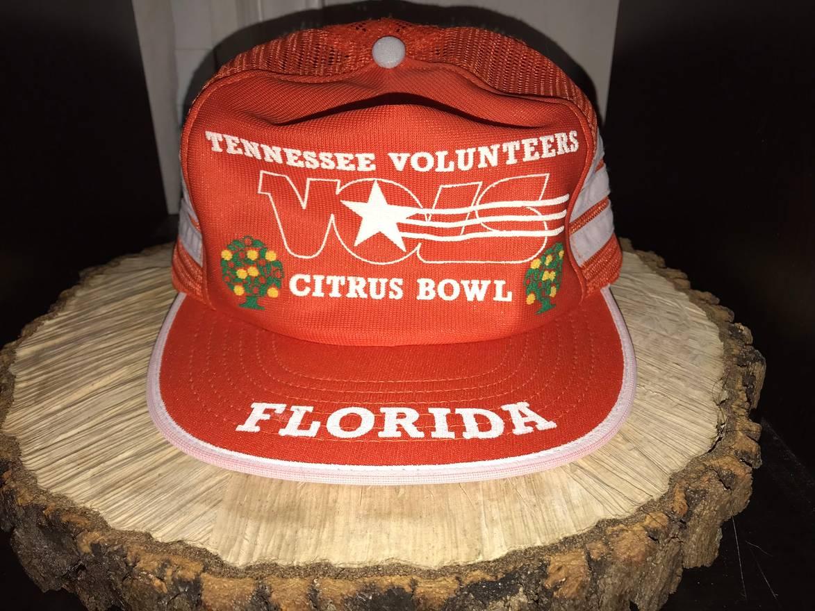 e74c5c254b0 ... wholesale trucker hat vintage florida citrus bowl hat size one size  7694a 37976