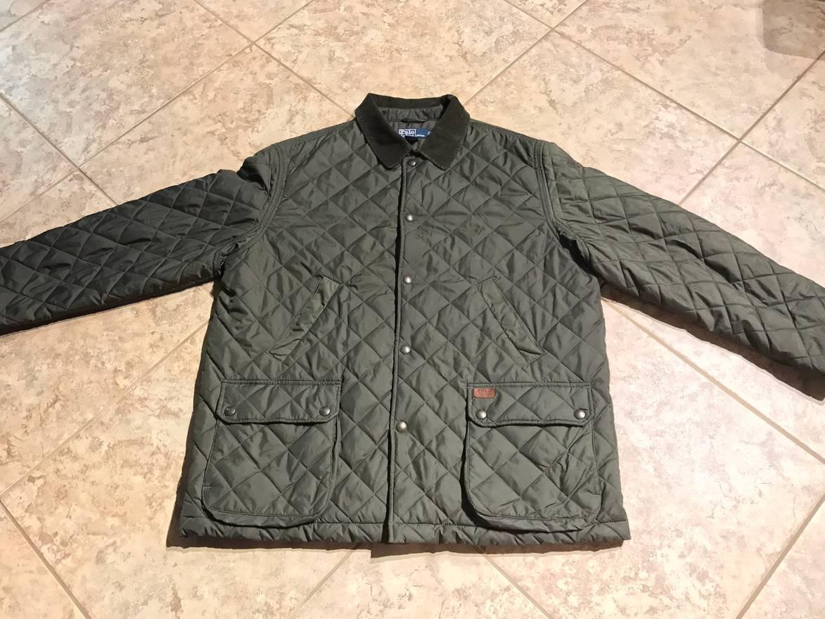 Polo Ralph Lauren Polo Ralph Lauren Quilted Bomber Jacket Size Xl