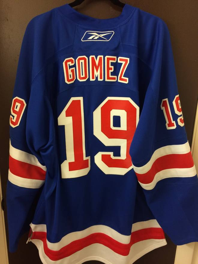 Reebok Reebok New York Rangers Jersey Size US XXL EU 58 5 - . 856a67304