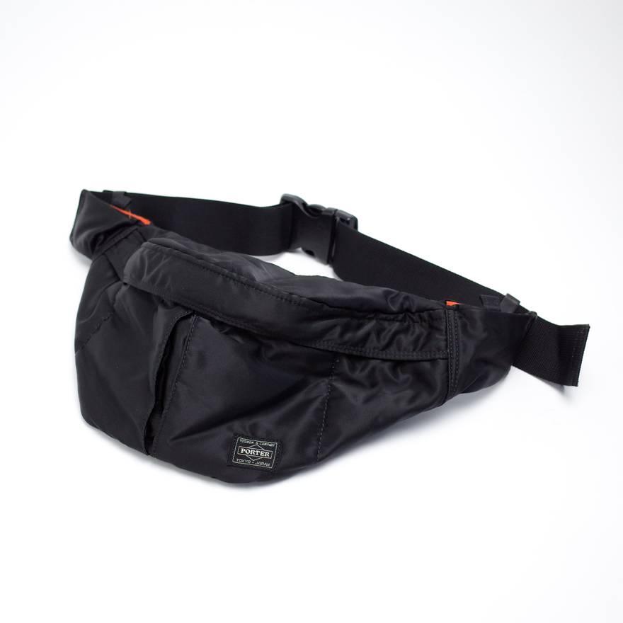 ba50cb194c9 ... 622-08302 ) Black L-size  Porter OG Yoshida Company Porter Tanker Waist  Bag Size ONE ... info for 0ed36 ...