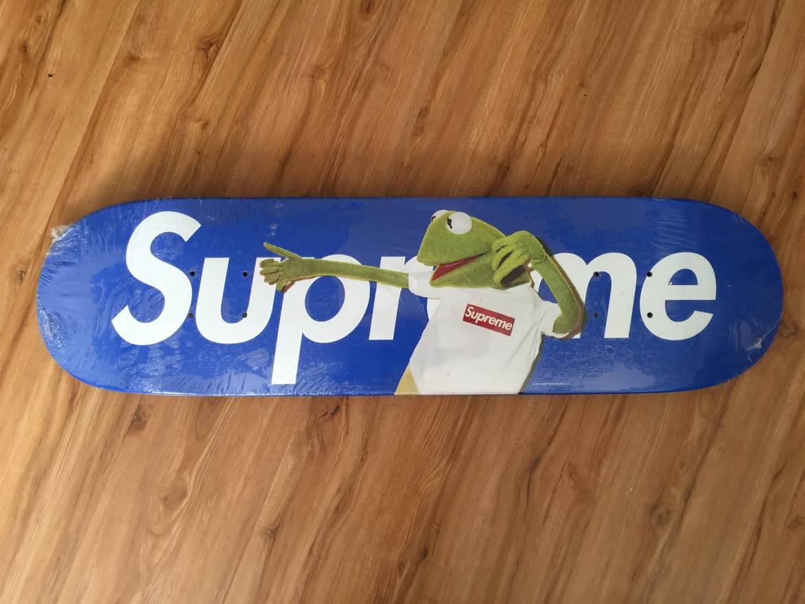 cff1d2b27d Supreme Supreme Kermit Deck FULL SET Size ONE SIZE - 2 .