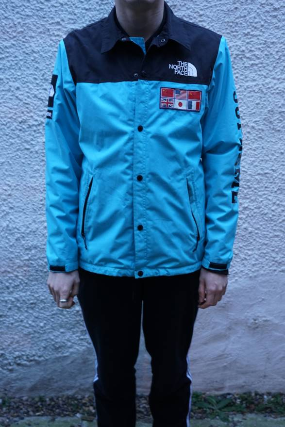 4ed8ccafc4a4 ... coupon supreme supreme x the north face maps jacket size us m eu 48 50  5d96e