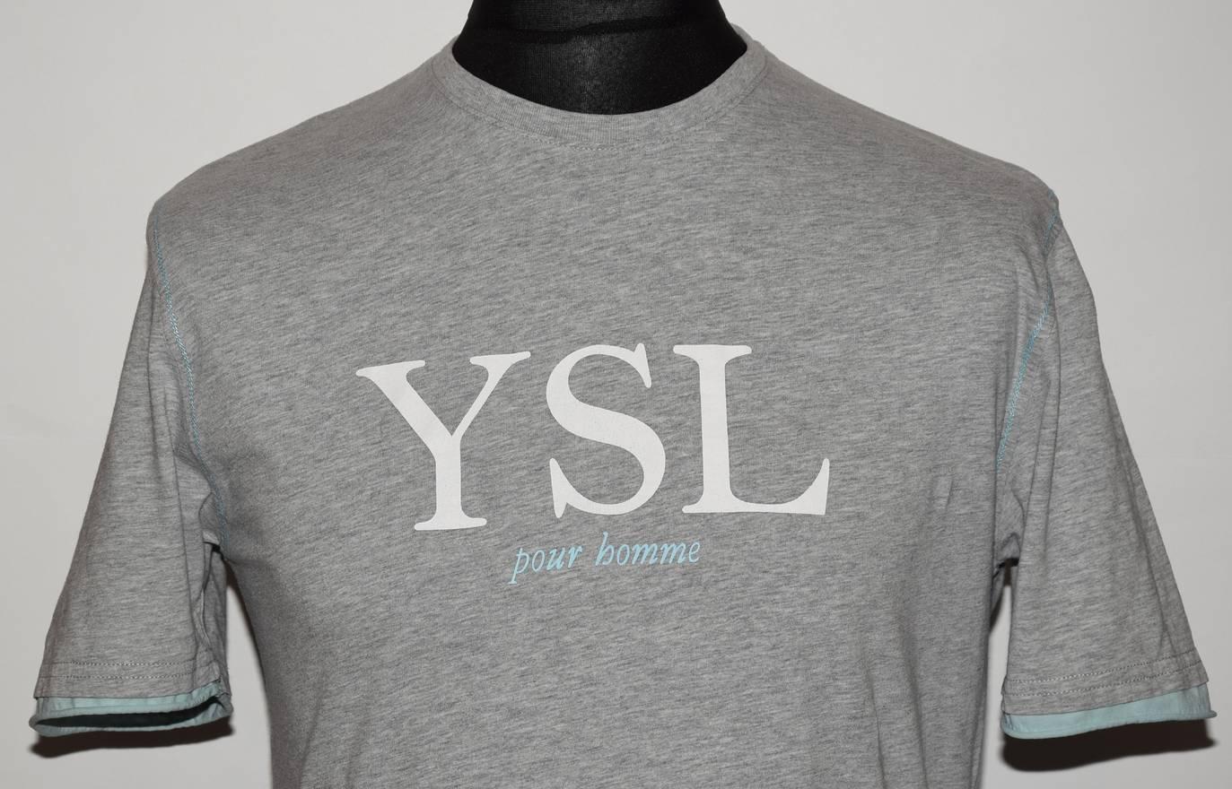 7e697295 Ysl T Shirt Mens Ebay - DREAMWORKS
