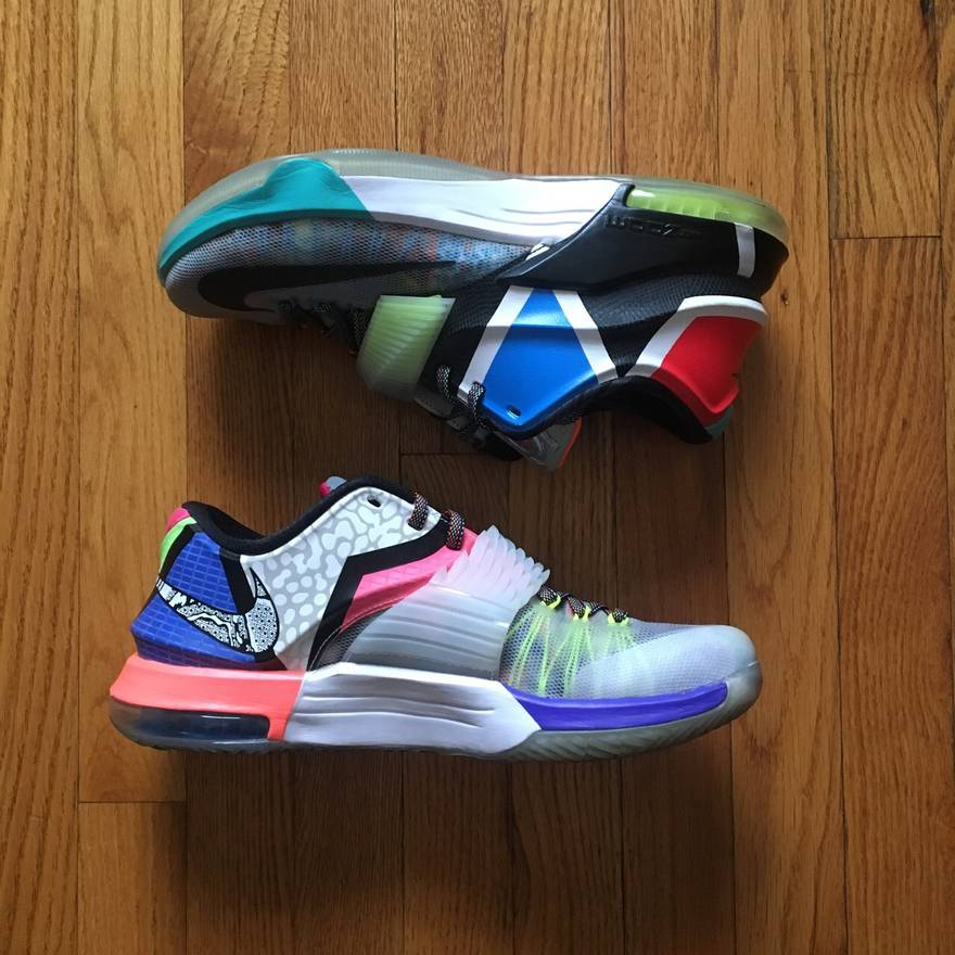 timeless design c8b2f 30a5b ... new style nike nike kd 7 what the size us 10 eu 43 262d3 1ace5