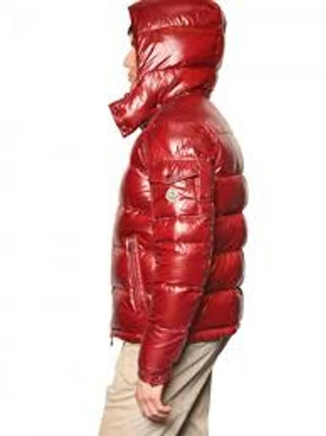 d755eeace closeout red maya moncler jacket a0fcb 5f6ee
