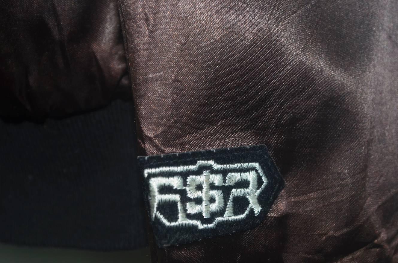 Vintage Vintage Rare Jacket Satin 1992 Rhyme Syndicate hip hop shirt ...
